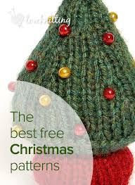 Free Christmas Decorations The Best Collection Of Free Christmas Knitting Patterns