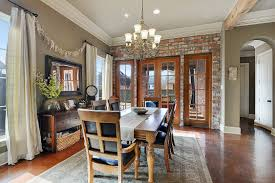 Interior Home Columns by Just Sold Custom Home In Fountain Hill