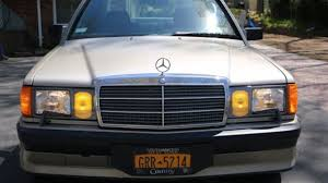 1987 mercedes benz 190e 2 3 16 for sale near riverhead new york