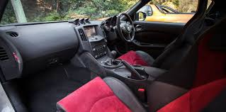 370z Nismo Interior 2017 Nissan 370z Nismo V Holden Ute Ss V Redline Comparison Gearopen
