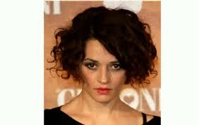 short hairstyles for older women with curly hair youtube
