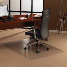 Office Chair Mat For Laminate Floor Rugs Curtains Curved Plastic Computer Chair Mat Featuring White