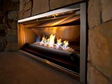 Outdoor Lp Fireplace - gas fireplaces offer efficient heating choices hgtv