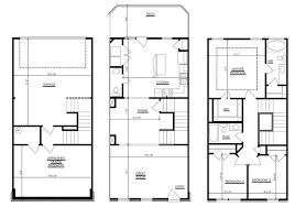 town house floor plans three bedroom townhouse floor plans photos and video