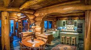 Small Cabin Kits Minnesota Pioneer Log Homes Midwest Pioneer Log Homes Midwest