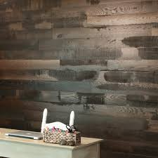 rustick wall co 5 reclaimed wood wall paneling in leather