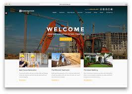 home renovation websites 30 best construction company wordpress themes 2018 colorlib