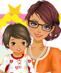 real girls dress up game