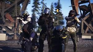 Rainbow Six Siege Operators In Ghost Recon Wildlands Adding Rainbow Six Siege Operator Cosmetics