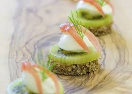 traditional canapes canapés rutland cookery