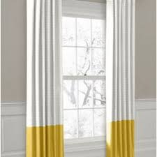 Yellow White Curtains Fashionable Design Yellow And White Curtains Bedroom Nursery