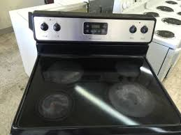 Cooktop Glass Repair Kitchen Frigidaire And Kenmore Smooth Top Electric Range Recall