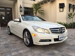 mercedes e class 2013 price 2013 mercedes e350 convertible for sale by auto europa naples