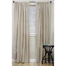 Home Classics Blackout Curtain Panel Classic Linen Blend Curtain Panel Free Shipping Today