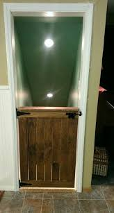 Barn Wood Doors For Sale Best 25 Half Doors Ideas On Pinterest Safety First Baby Gate