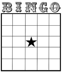 25 best blank bingo cards ideas on pinterest bingo template