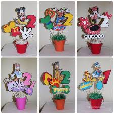 mickey mouse clubhouse centerpieces this listing does not include the buckets the listing is only for