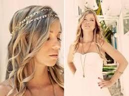 coiffure pour mariage invit idées coiffure pour mariage bohème par accessoirescheveuxchic