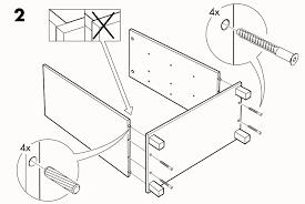 how to assemble ikea desk ikea desk assembly instructions desk ideas