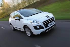 peugeot automatic diesel cars peugeot 3008 2 0 hdi hybrid4 104g car write ups