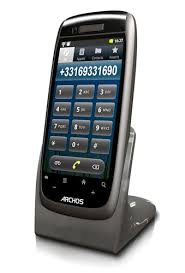 archos 35 smart home phone the register