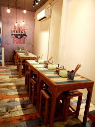 How To Decorate A Restaurant The Porki Society Sea Park Petaling Jaya U2013 Boat Noodle U2013 All Pork