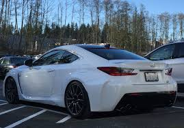 lexus rc f stance best lowering spring for rcf clublexus lexus forum discussion