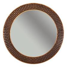 copper bathroom mirrors premier copper bathroom mirrors homeclick