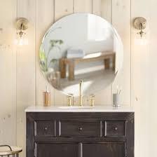 Bathroom With Mirror Bathroom Mirror Bryansays