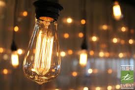 on trend vintage edison style bulbs