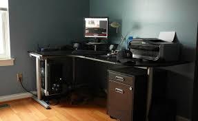 Gaming Desk Setup Ideas Desk Noteworthy Ikea Gaming Desk Reddit Glorious Ikea Linnmon