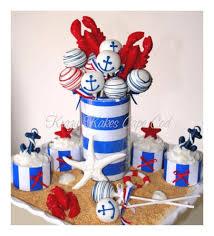 nautical cake pops on cake central cake pops ideas pinterest