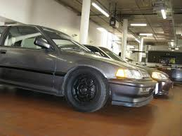 1989 Civic Si The Official Ed Ee Ef 88 91 Crx Civic Lip U0026 Side Skirt