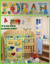 Elmo Bedding For Cribs 106 Best Ashton Room Images On Pinterest Sesame Streets Baby