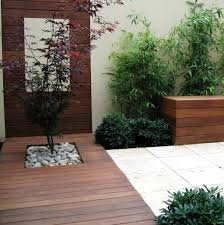small indoor garden ideas gardening modern courtyard garden idea with japanese feel terrific