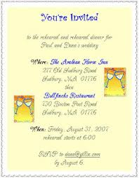 morning after wedding brunch invitations paul and s invitations pix and wording