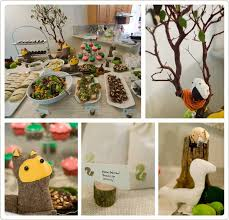 woodland creatures baby shower decorations woodland themed baby shower decorations baby shower ideas