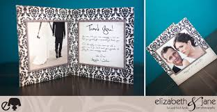 new for 2010 weddings complimentary thank you cards in every