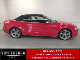 2014 used audi s5 cabriolet 2dr cabriolet premium plus at