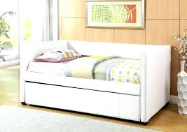 Modern Daybed With Trundle Modern Daybed With Trundle Contemporary Day Bed Bed Size