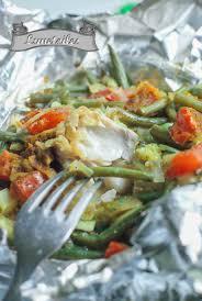 cuisine du poisson papillotes de poissons aux légumes amour de cuisine