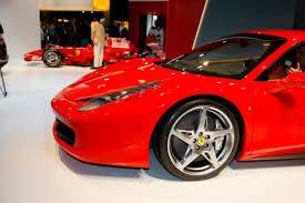 Ferrari 458 Models - ferrari 458 italia live at frankfurt motor show