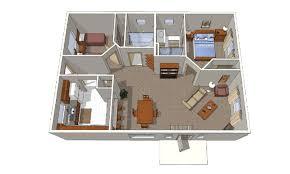 bungalow floor plans projects inspiration 5 plan of bungalow floor plan aflfpw75903 2