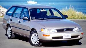 toyota corolla touring wagon toyota corolla touring wagon 1992 97