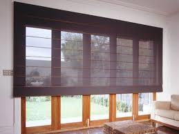 kitchen window treatment for sliding glass door ideas window