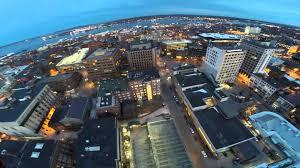 downtown portland maine filmed through fpv youtube