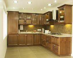 kitchen mid century kitchen cabinets brick exposed wall small