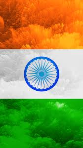 Flag Of Inida 4 India Flag Mobile Think360 Studio