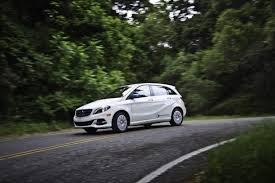 mercedes b class ev the mercedes b class electric drive is dead won t be missed