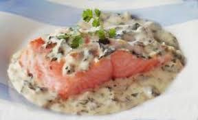 cuisiner saumon congelé recettes avec pavés de saumon pour le moulinex cookeo